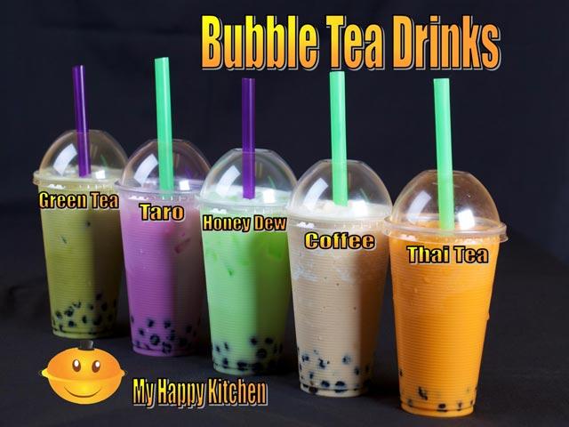 Best Bubble Tea Flavors Related Keywords - Best Bubble Tea ...